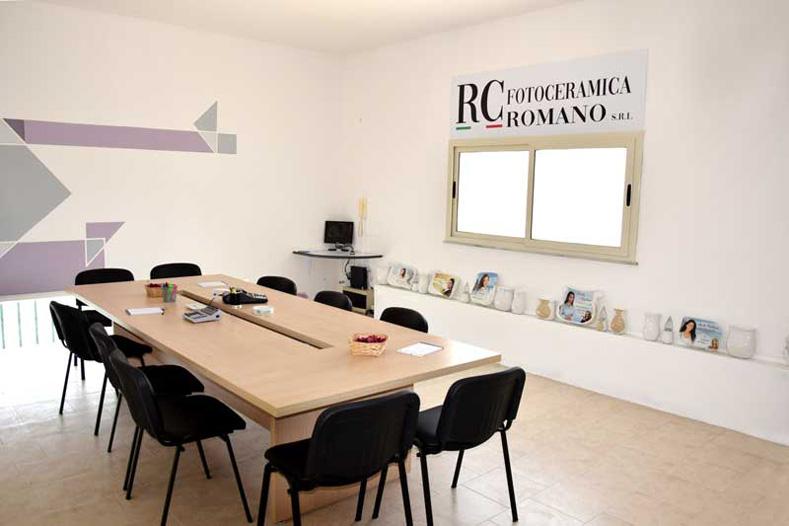 Fotoceramica Romano Ufficio